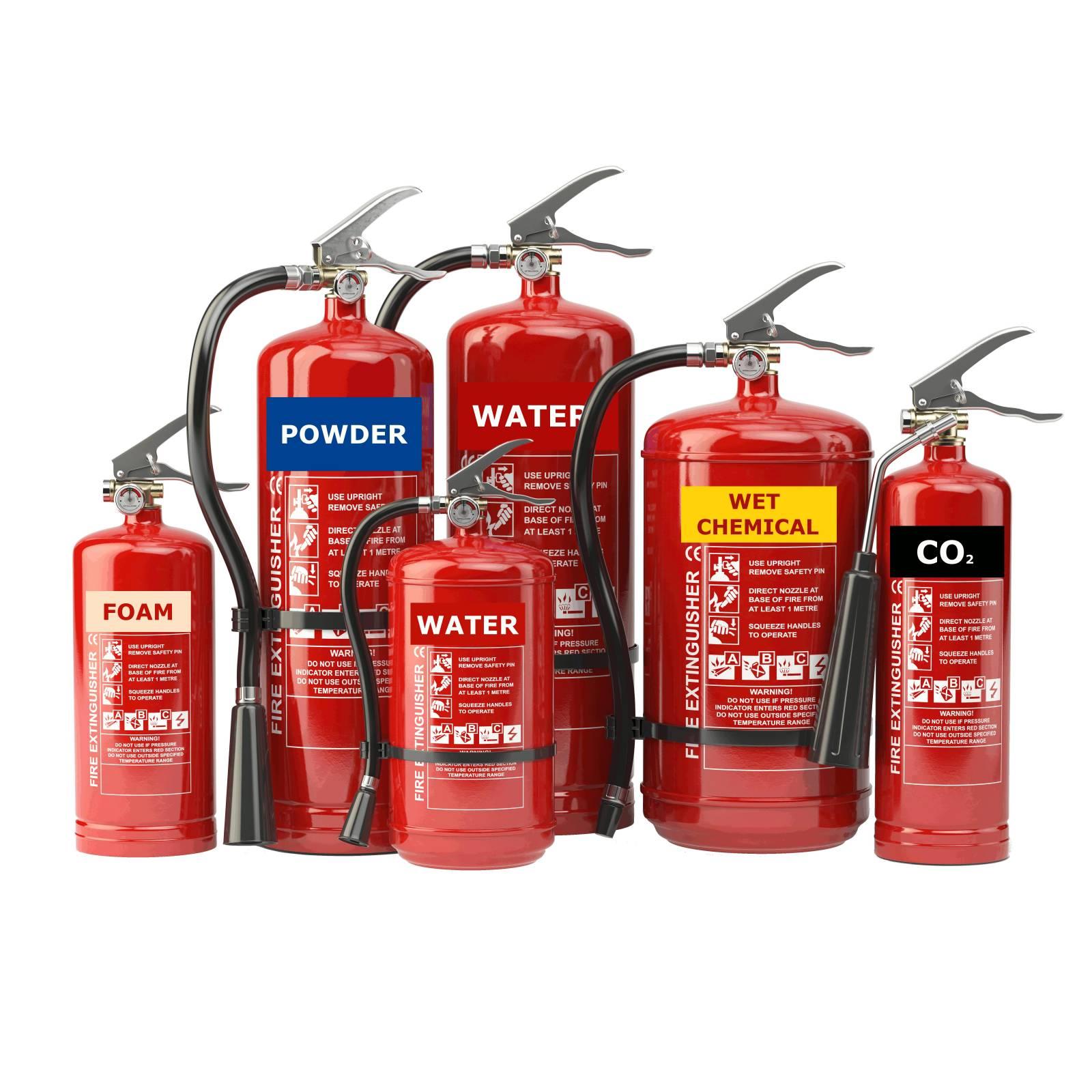 Manutenção e Recarga de Extintores